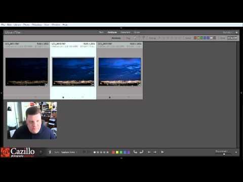 Lightroom Workflow, Importing, Sorting, Develop