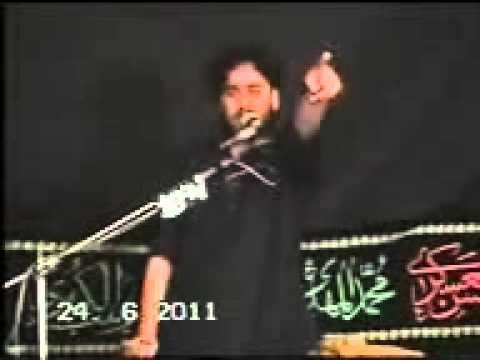Zakir Waseem Abbass Baloch (Shahdat Imam Musa Kazim a.s) Darbar Shah Shamas Multan -t9PtOQzW1YM