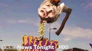 Brexit's Youth & Japan's Viral Mascot: VICE News Tonight Full Episode (HBO) - VICENEWS
