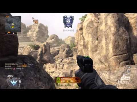 Black Ops 2 | Sick Mid-Game Trickshot! (S&D)