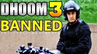 Dhoom 3 makers get court order for blocking websites