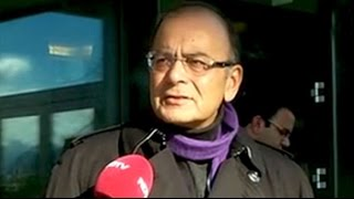 A lot of enthusiasm about India at Davos: Jaitley - NDTV