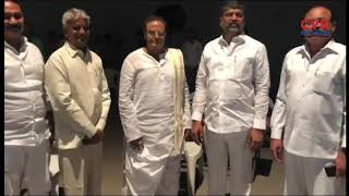 TTDP Leaders Meet Balakrishna On NTR Biopic Movie Set In Saradhi Studio | CVR News - CVRNEWSOFFICIAL