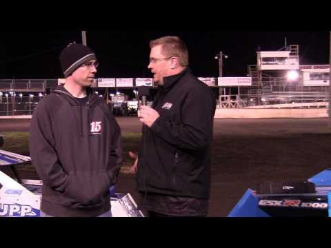 Andy Hennigar Mod Lite Feature winner 04/13/13