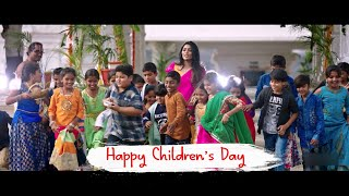 Childrens Day Special Video || Raagala 24 Gantallo || Satya Dev, Eesha Rebba || Sreenivaas Redde - ADITYAMUSIC
