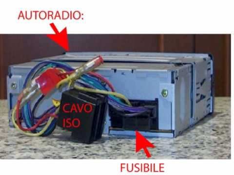 GUIDA TUTORIAL MONTAGGIO PASSO PASSO AUTORADIO IN CASA FAI DA TE COME FARE