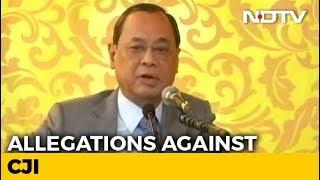 On Allegations Against Chief Justice, Supreme Court Judges' Panel Set Up - NDTV