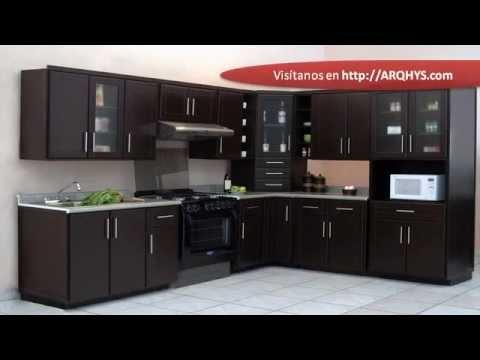 Cocinas integrales para espacios pequeños