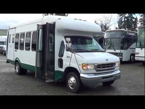 Northwest Bus Sales - 1998 Ford Startrans 16 Passenger + 2 WC Bus For Sale - S61598