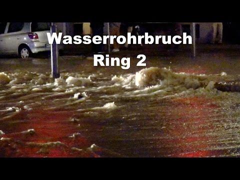 Teil 01: Wasserrohrbruch Hamburg Eimsbüttel, Ring 2/Mansteinstraße am 30.8.2014 - Gärtnerstraße