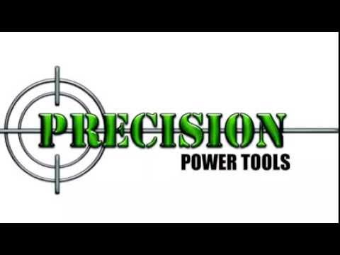 Precision Power Tools: Precision Power