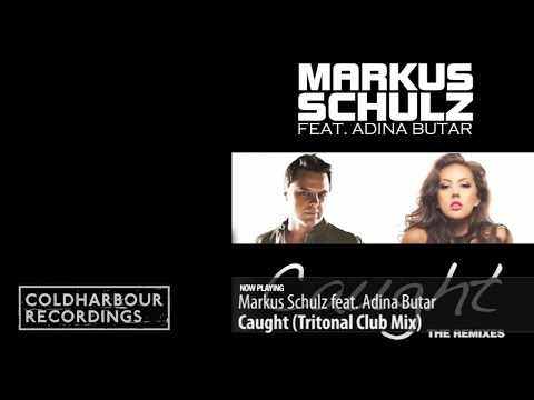 Markus Schulz Feat. Adina Butar - Caught (Tritonal Club Mix)