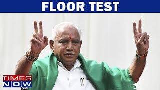 """Congress Will Be Exposed Tomorror"", Says B. S. Yeddyurappa - TIMESNOWONLINE"