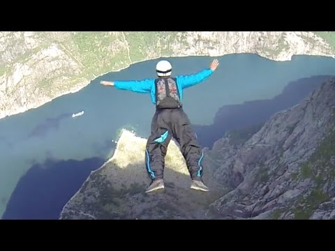 Magical Base Jumps In Norway & Switzerland | No Big Deal Base