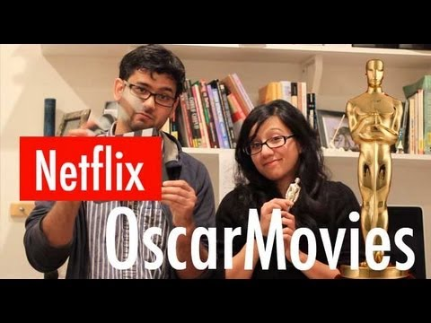 OSCAR MOVIES on Netflix Instant-Watch!