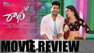 Radha Movie Review || Sharwanand || Lavanya Tripathi || BVSN Prasad || Chandra Mohan - IGTELUGU