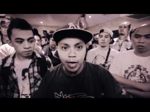 FlipTop - Daddie Joe D vs Badang