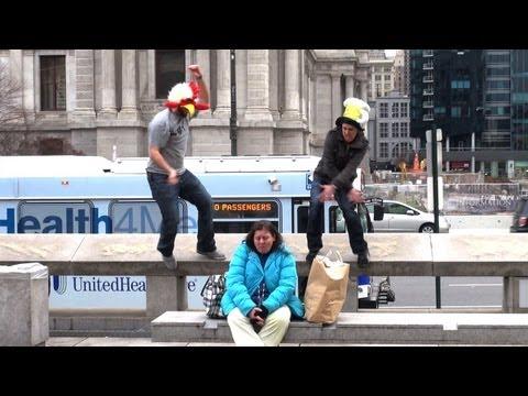 Harlem Shake - Public Prank