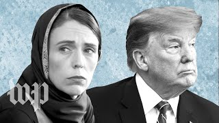 Opinion | New Zealand's prime minister makes Trump's empathy gap look like a canyon - WASHINGTONPOST