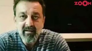 Sanjay Dutt Thanks His Fans For All The Love And Support | Bollywood News - ZOOMDEKHO
