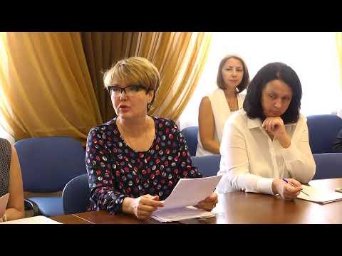 10.09.18_Заседание комиссии Воронежской городской Думы