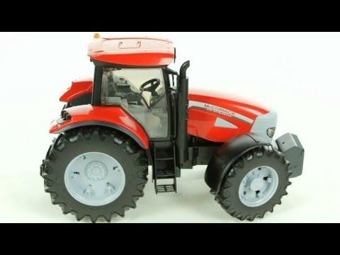 McCormic XTX 165 Tractor with Frontloader – Muffin Songs' Oyuncakları Tanıyalım