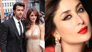 Hrithik Roshan skips a launch event with Suzzane Khan, Kareena Kapoor might lose a Softdrink brand
