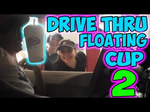 Drive Thru Floating Cup 2