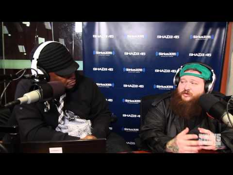 Action Bronson - Action Bronson Interviewed On Sway In The Morning
