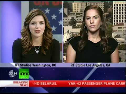 Ana Kasparian: 'We're living in a police state'