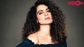 Kangana Ranaut CONFIRMS making a biopic on her life | Bollywood News - ZOOMDEKHO