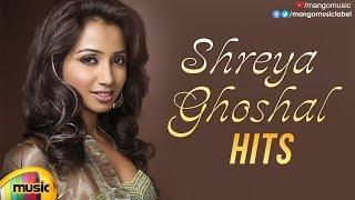 Singer Shreya Ghoshal Latest Telugu Hit Songs | JUKEBOX | Shreya Ghoshal Hit Songs | Mango Music - MANGOMUSIC