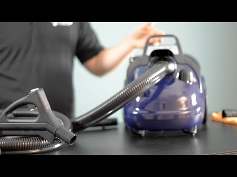 Gaia Steamer with Vacuum and Injection Review