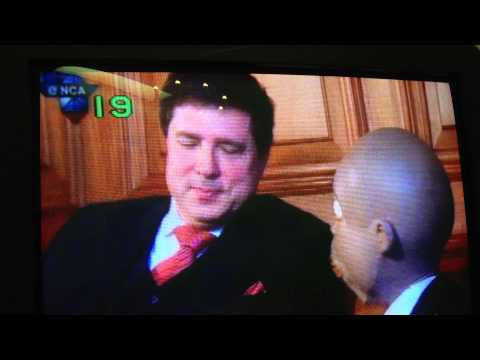 IFP's DR Mario Oriani-Ambrosini, MP interview with Chester Missing