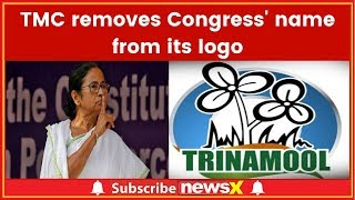 TMC Removes Congress from its Logo; Move Comes 21 Years After Separating from Congress - NEWSXLIVE
