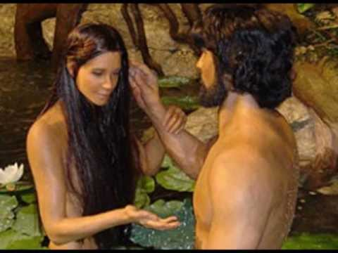 La Historia Sagrada Parte 2  La Creacion Adan y Eva