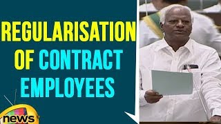 Telangana Govt Committed For Regularisation Of Contract Employees, Says Kadiyam Srihari | Mango News - MANGONEWS