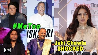 Juhi Chawla SHOCKED to hear names behind #MeToo - IANSLIVE