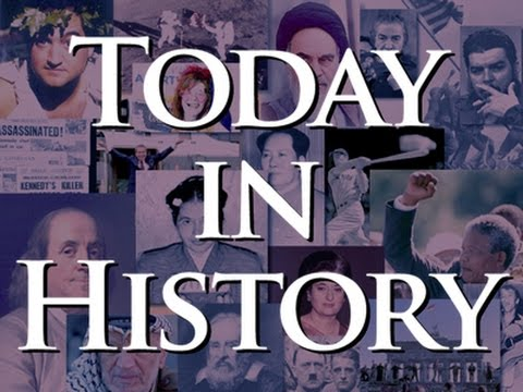 Today in History for November 20th