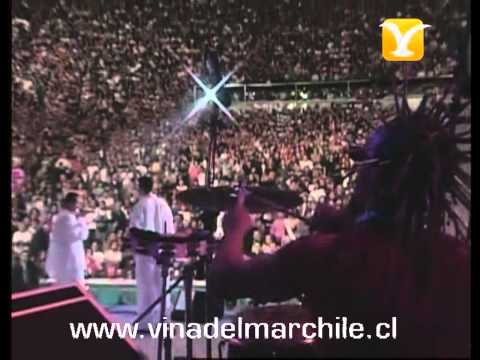 Backstreet Boys, Donde Quieras Yo Iré, Festival de Viña 1998