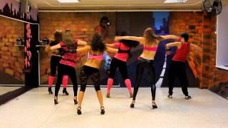 Go-go Dance by Inna Apolonskaya (Cheryl Cole - Parachute)