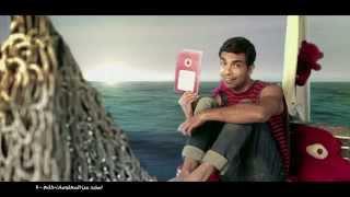 اعلان فودافون الجديد يجسد أغاني روبي وهيثم شاكر محمد محي