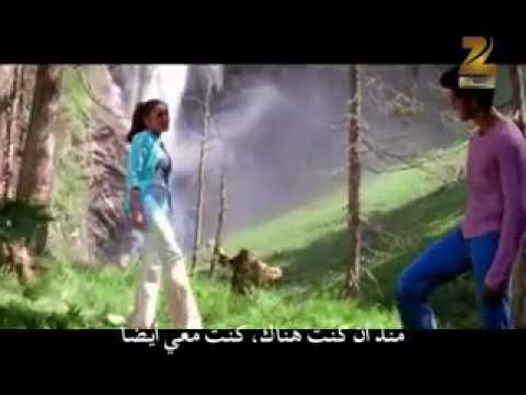 Mujhse Dosti Karoge - Jaane Dil Mein (Arabic Lyrics)