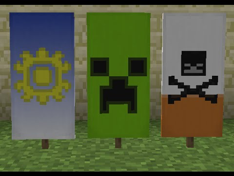 Minecraft Snapshot 14w30b Overview -- Banners, Graphics Optimizations and More!