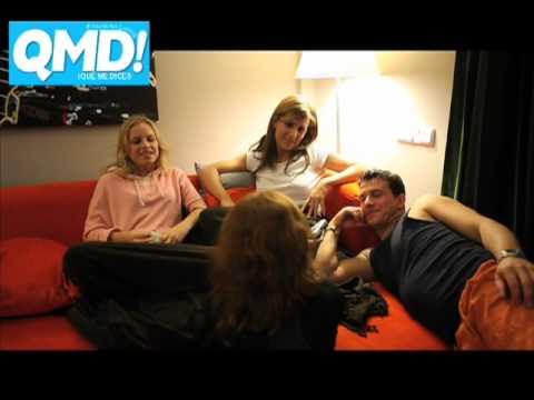 Entrevista a Nagore, Tatiana y Arturo