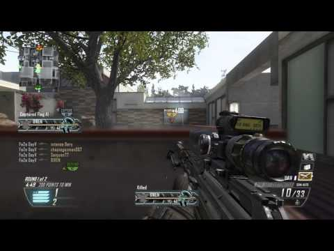 INSANE Black Ops 2 QUAD with the XPR! - by FaZe Davey