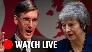Jacob Rees-Mogg expected to speak about May's Brexit deal - THESUNNEWSPAPER
