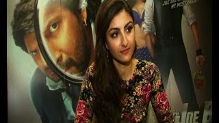 Soha interview on 'Mr Joe B Carvalho' - BOLLYWOODCOUNTRY