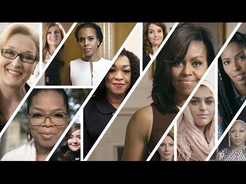 Amerykańskie feministki w spocie.