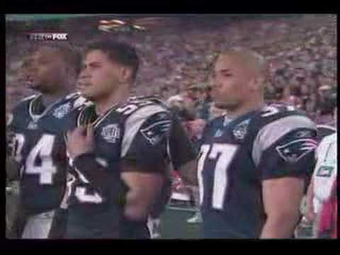Jordin Sparks National Anthem at Super Bowl XLII 2:12